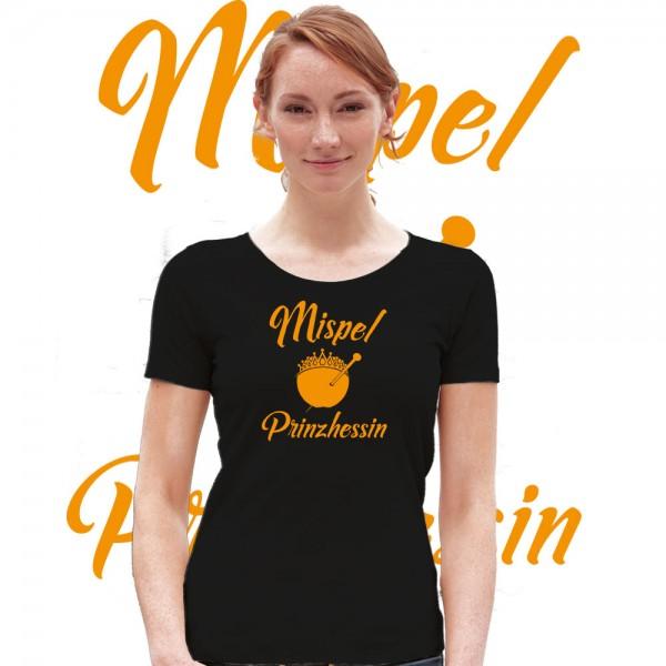 Mispel Prinzhessin - Frauen T-Shirt