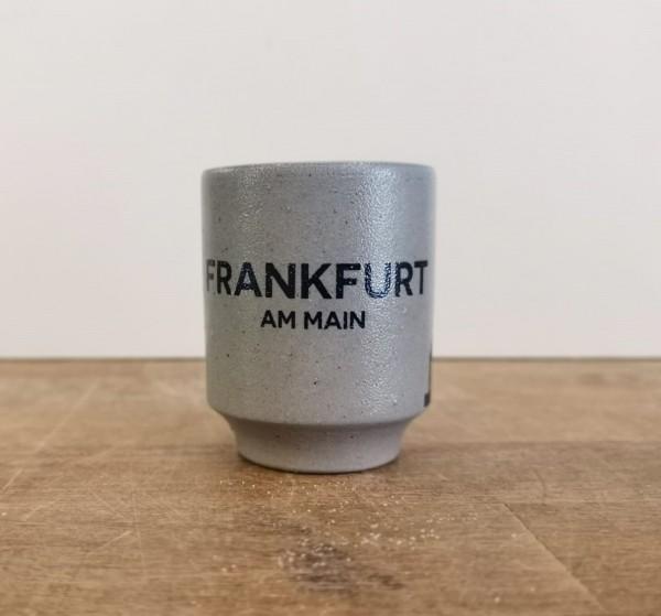 Schnaps Becher Glas Bembel Frankfurt Wodka Gin