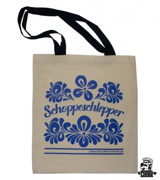 Einkaufstasche Shopper Henkeltasche Schoppeschlepper