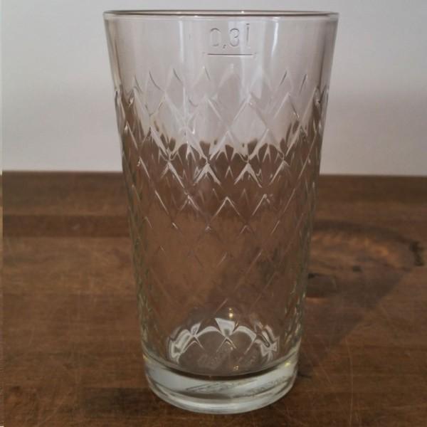 Apfelweinglas 0,3 Liter
