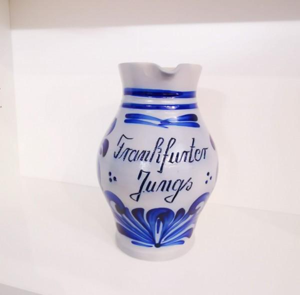 Bembel 1,5 Liter - Frankfurter Jungs