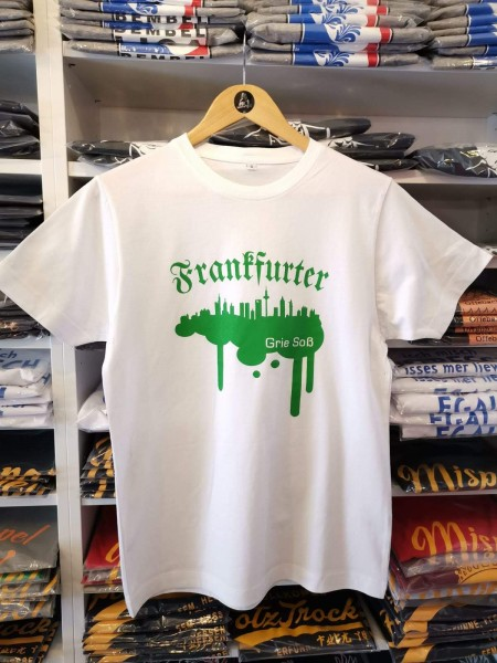 Frankfurter Grie Soß T-Shirt Grüne Soße TShirt