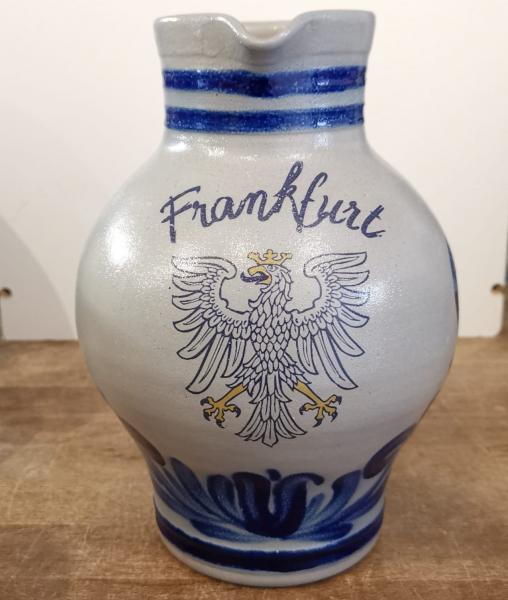 Bembel 1,0 Liter - Frankfurt Adler