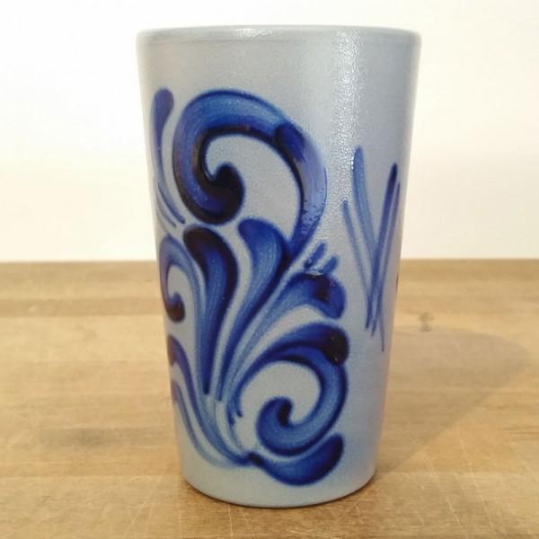 Keramik Apfelweinbecher mit Namen 0,3 Liter